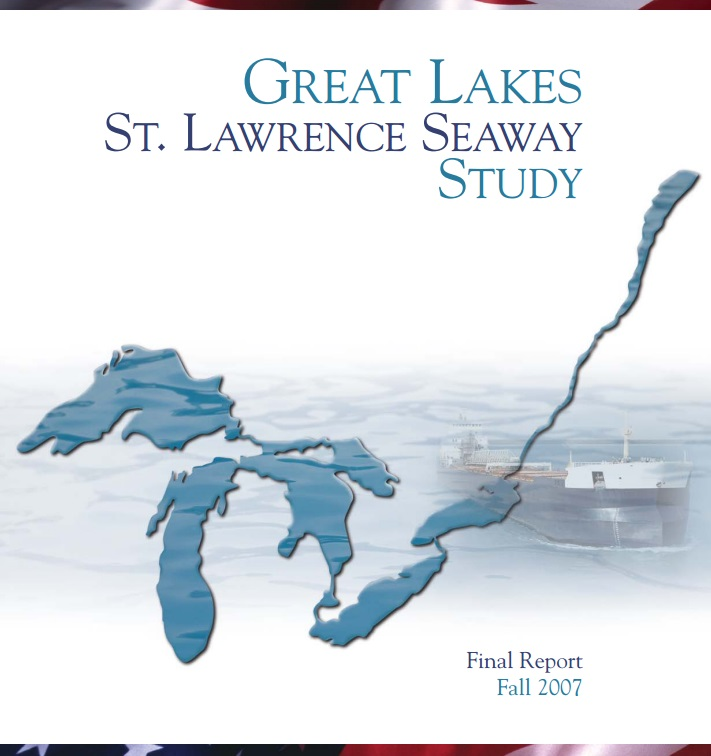 Great Lakes - St. Lawrence Seaway Study