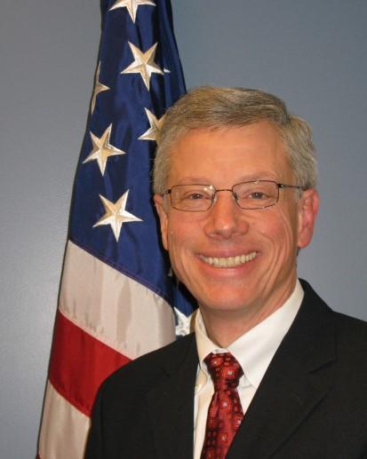 SLSDC Deputy Administrator Craig H. Middlebrook