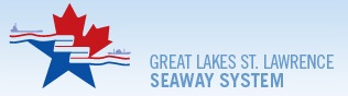 Great Lakes St. Lawrence Seaway System banner
