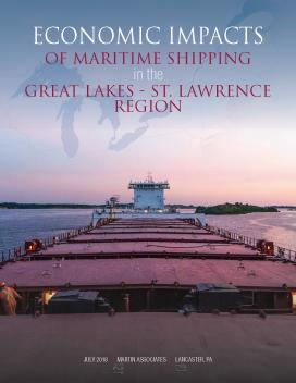 Economic Impacts of Maritime Shipping in the Great Lakes-St. Lawrence Region