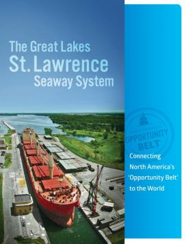 The Great Lakes St. Lawrence Seaway System Marketing Brochure